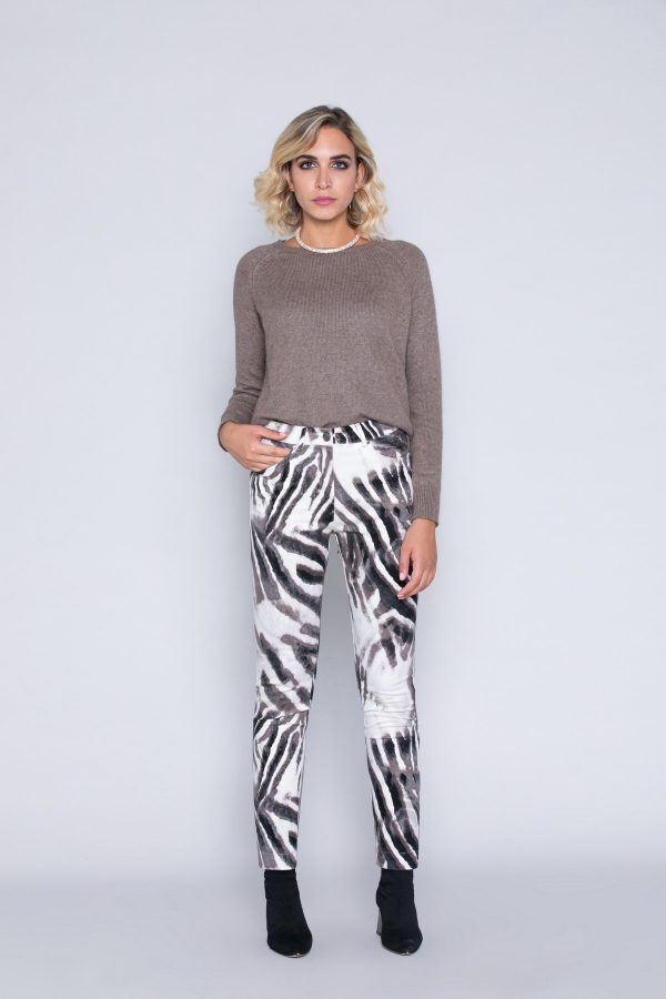 Pantalone Capri 35082