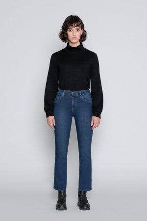 Jeans Bootcut Corto