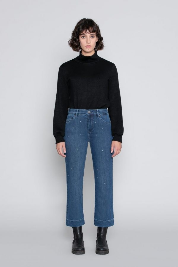 Jeans Capri Cropped