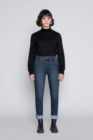 Jeans Capri Corto